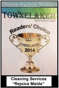 Towne Lake Cleaning Service Readers Choice